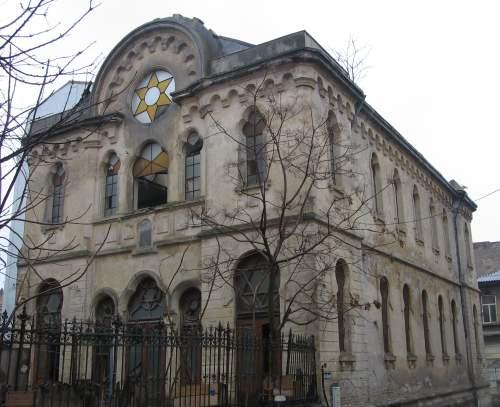 Refacerea Sinagogii din Constanța, estimată la aproximativ un milion de euro