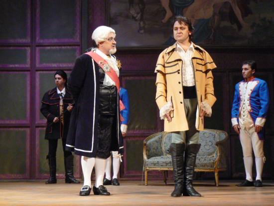 TOSCA, sâmbătă, la Teatrul Național de Operă și Balet Constanța