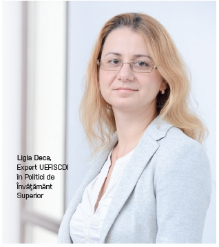 Mircista Ligia Deca, Consilier pe Educație al președintelui Iohannis